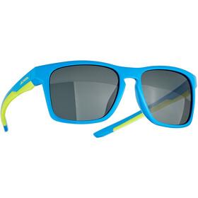 Alpina Flexxy Cool Kids I Occhiali Bambino, blu/verde